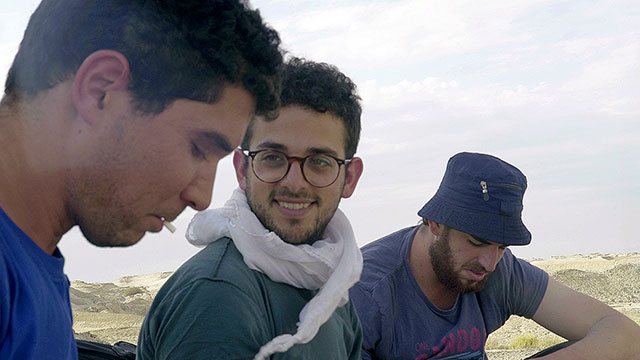 The Israeli Boys