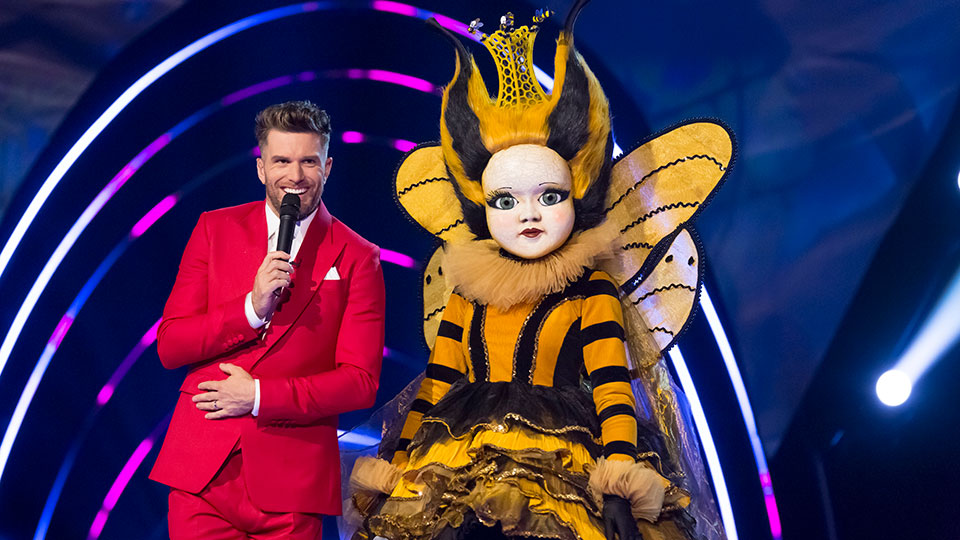 The Masked Singer episode 6 - Queen Bee