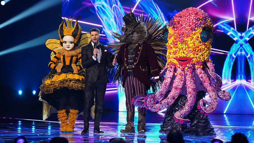 The Masked Singer episode 8