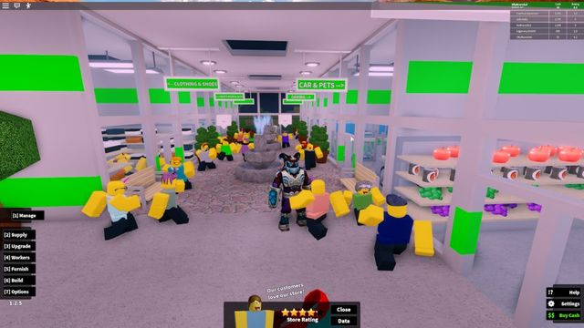 Roblox Games Online Tycoon The Best Roblox Games You Can Play Right Now Entertainment Focus