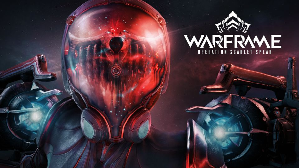 Warframe Scarlet Spear