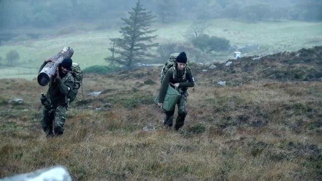 Celebrity SAS: Who Dares Wins Ep3