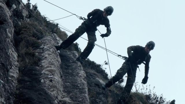 Celebrity SAS: Who Dares Wins Ep3