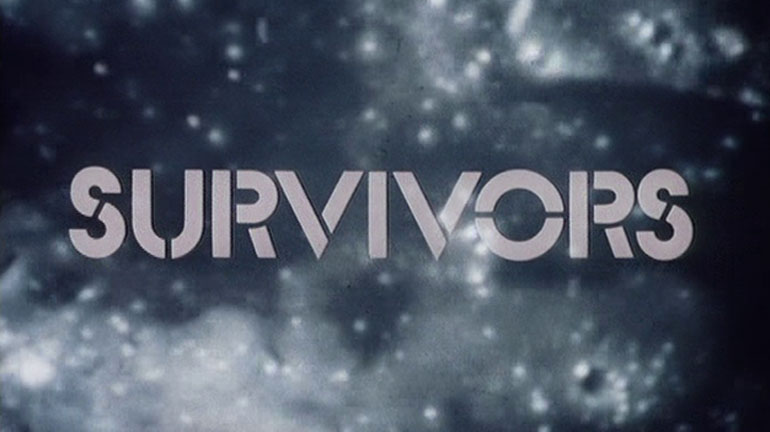Title caption for Survivors Credit BBC Worldwide
