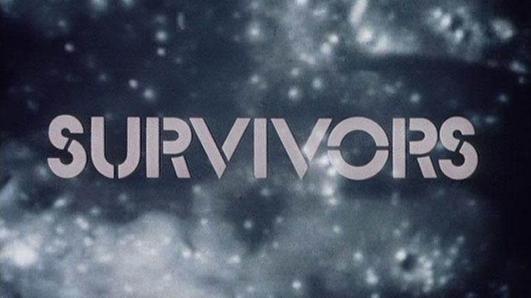 Title caption for Survivors Credit BBC Worldwide