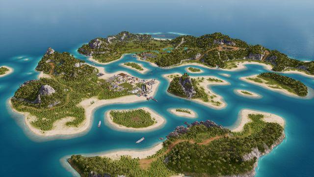 Tropico 6 spitter