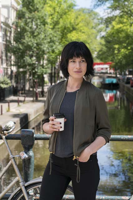 VAN dER VALK COMING SOON ON ITVEpisode 1MAIMIE MCCOY as Lucienne Hassell.