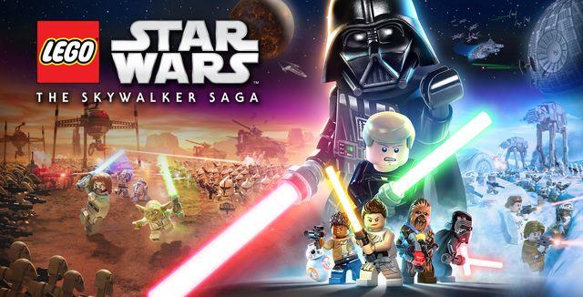 Lego Starwars: The Skywalker Saga