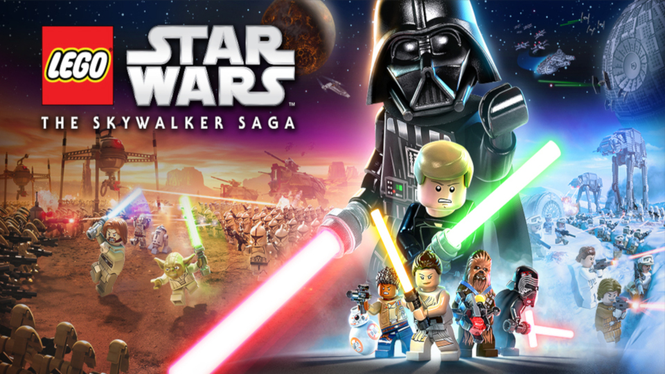 Lego Starwars: The Skywalker Saga