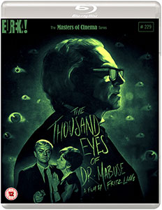 The Thousand Eyes of Dr Mabuse