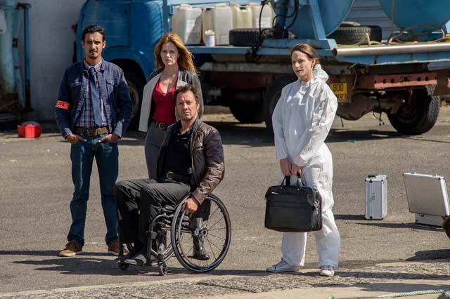 Walter Presents: Detective Cain season 2