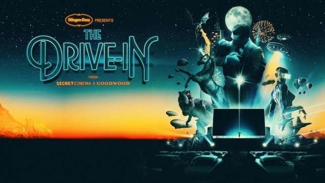 Secret Cinema: The Drive-In