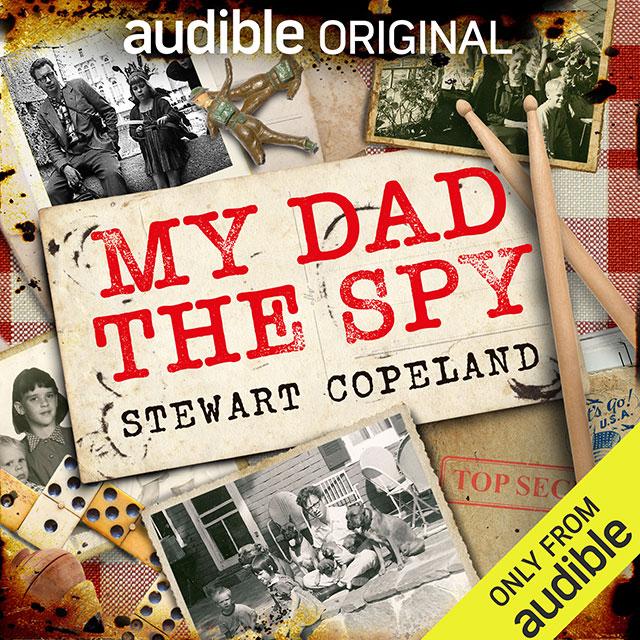 Stewart Copeland - My Dad The Spy
