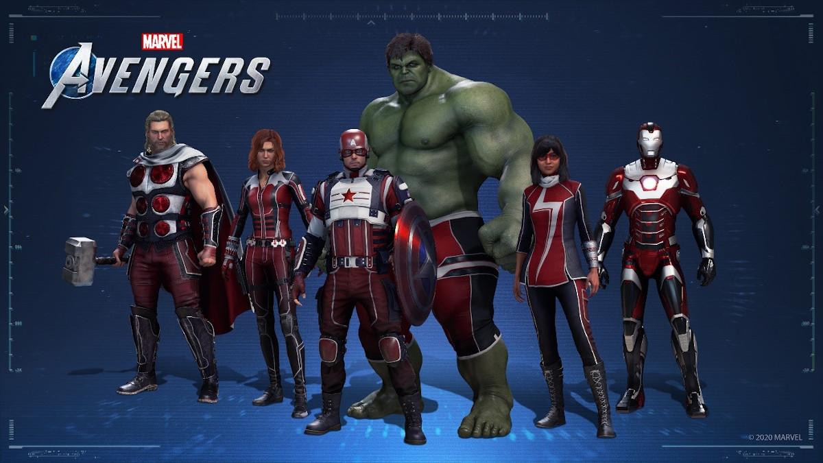 Marvel's Avengers Virgin Media