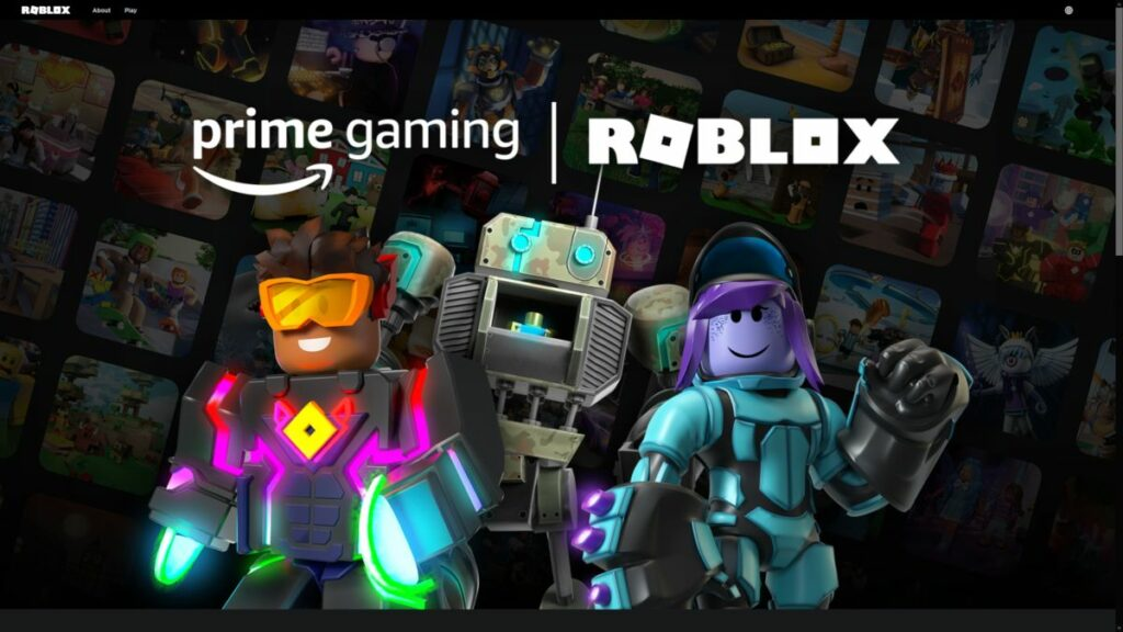 Roblox Robot Animation Free Get Exclusive Items On Roblox For Free With Prime Gaming Entertainment Focus