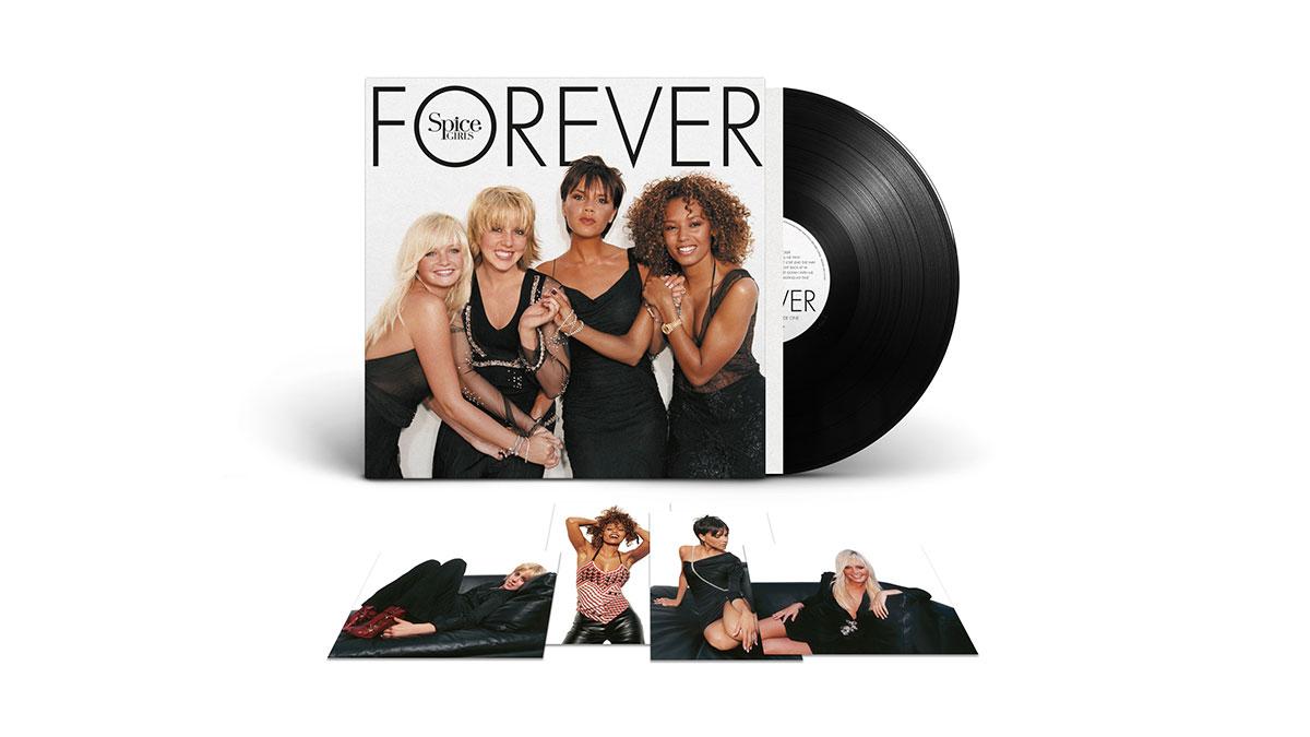 Spice Girls - Forever on vinyl