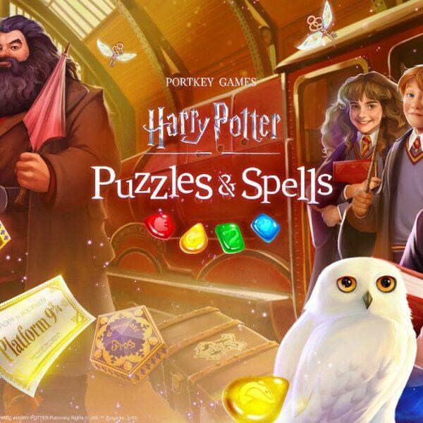 Harry Potter: Puzzles & Spells