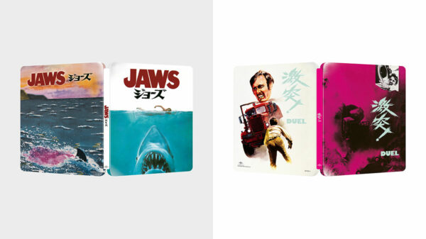 Jaws and Duel steelbooks