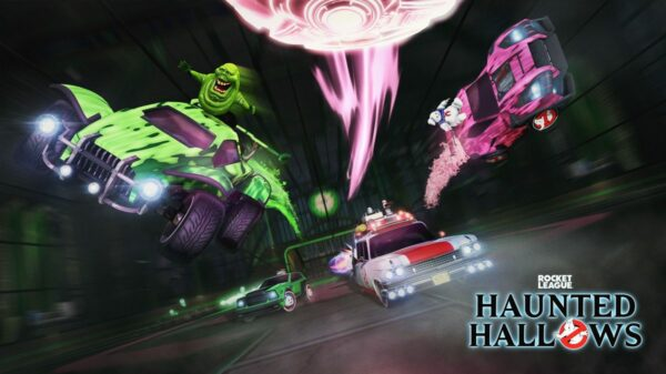 Rocket League - Haunted Hallows
