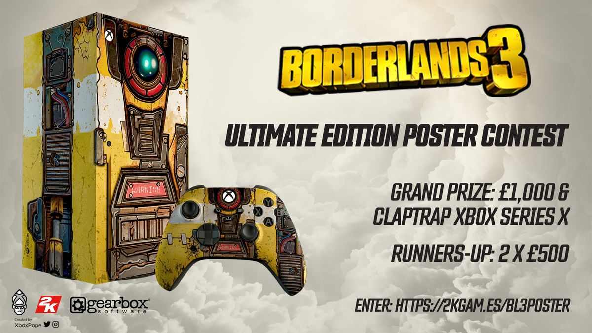 Xbox Series X Borderlands
