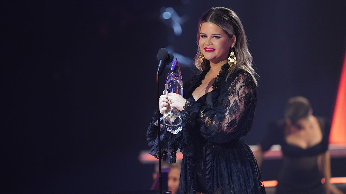 Maren Morris at the 54th Annual CMA Awards
