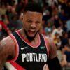 NBA 2K21 Next-Gen - Damian Lillard