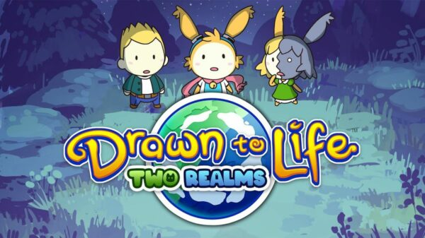 Drawn to Life - Two Realms
