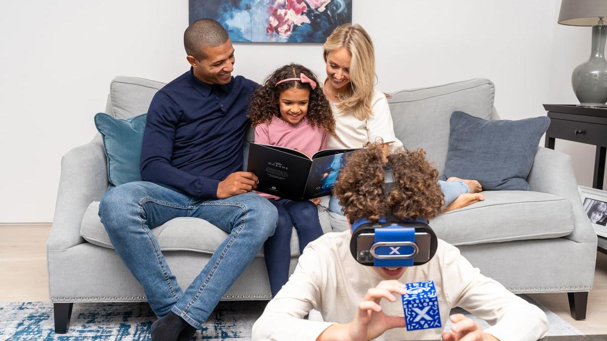 Lets Explore VR