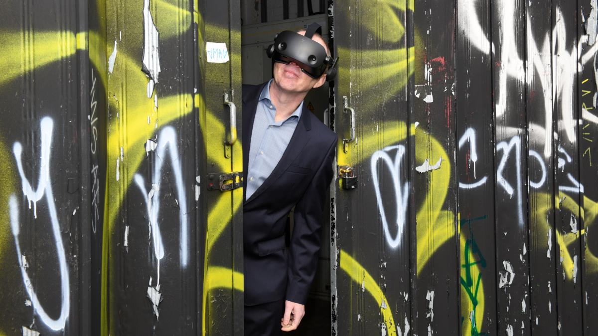 Atmos VR - Kevin Blair