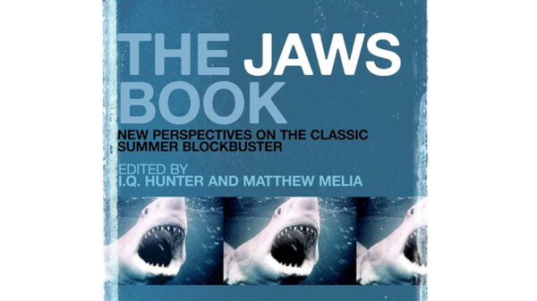 The Jaws Book. Credit: Bloomsbury