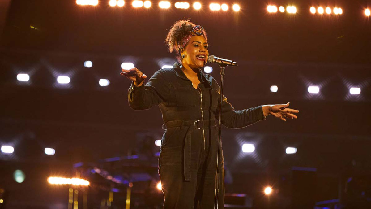 The Voice UK 2021 episode 2