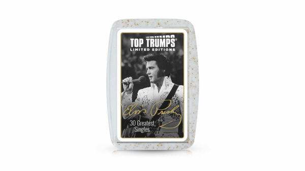 Elvis Presley Top Trumps