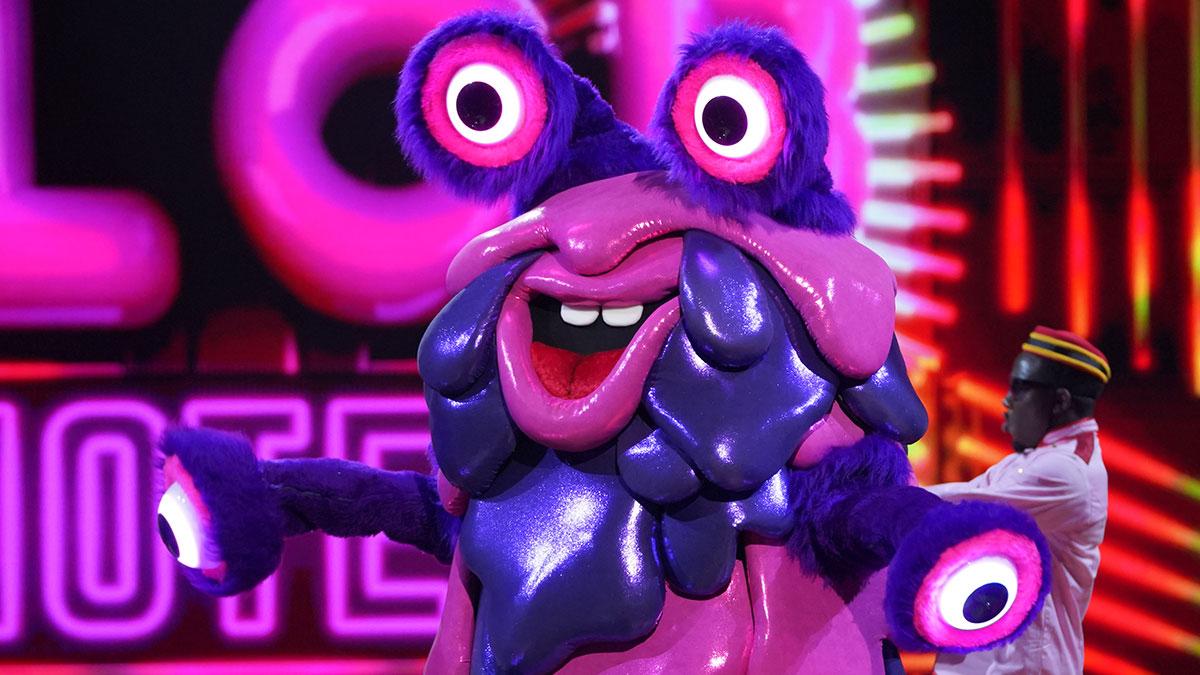 The Masked Singer UK - Blob