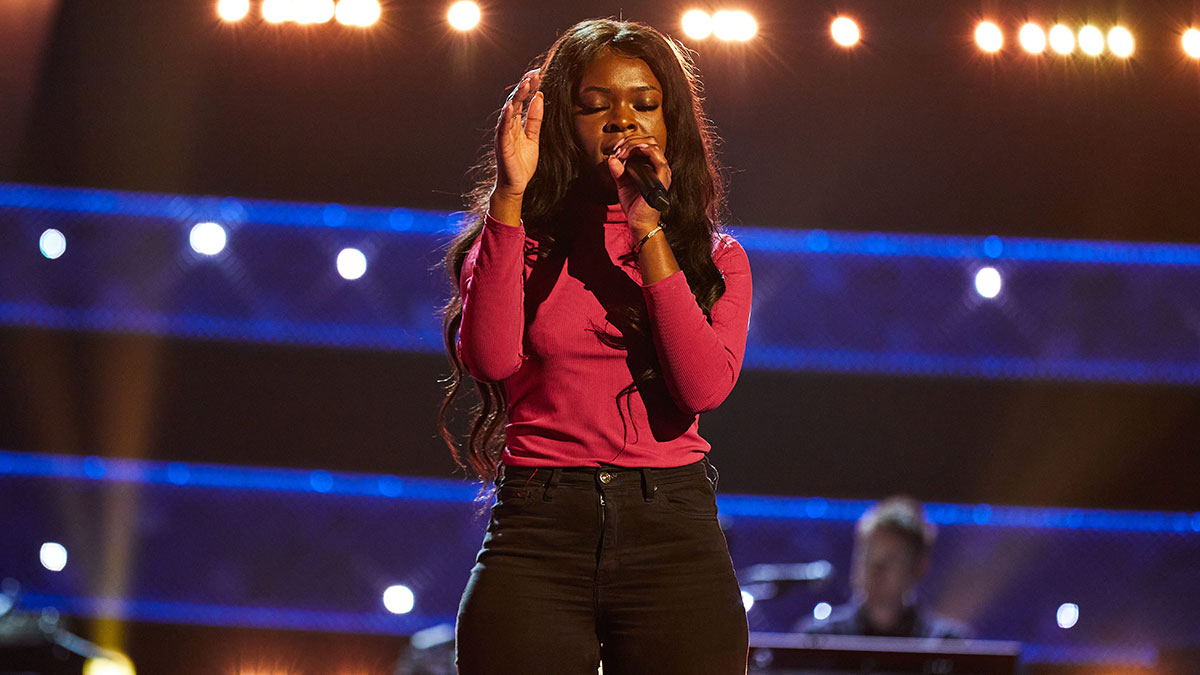 The Voice UK 2021 episode 5