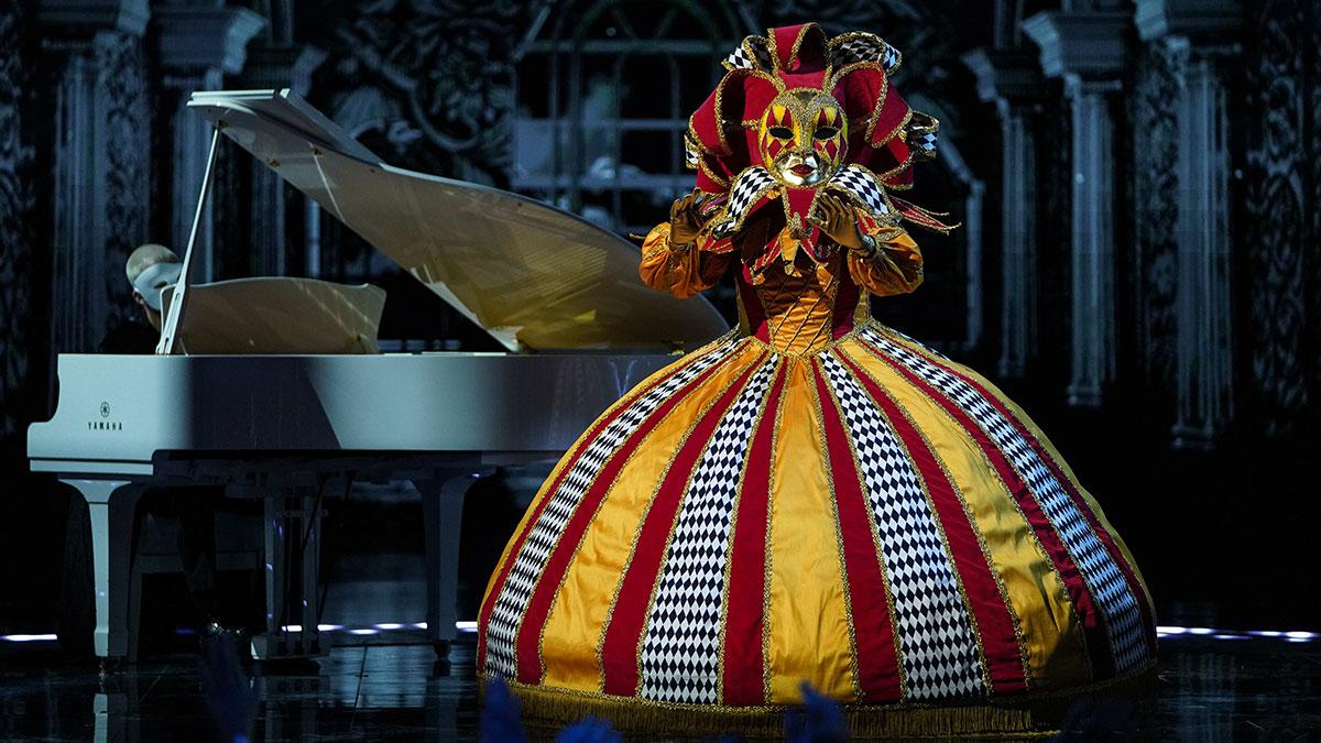 The Masked Singer UK episode 6