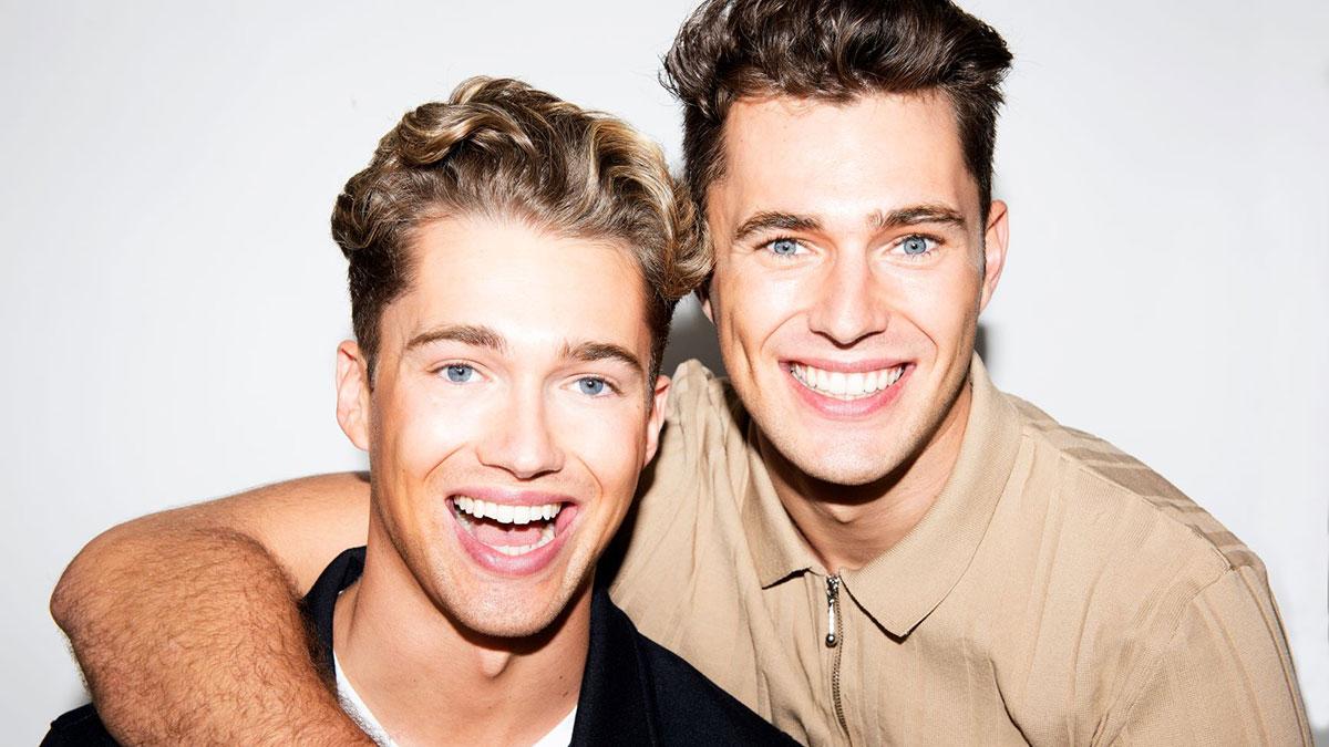 AJ & Curtis Pritchard