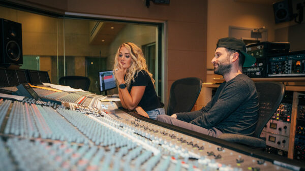 Carrie Underwood and David Garcia