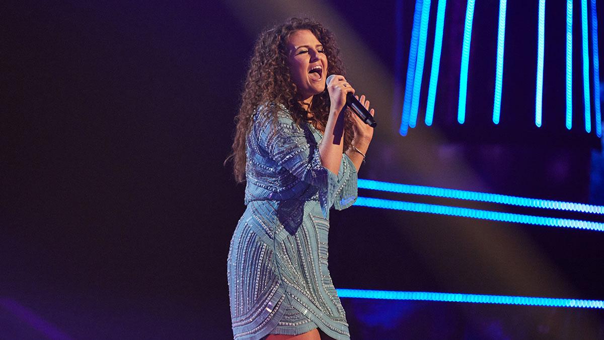 The Voice UK 2021 semi final part 2