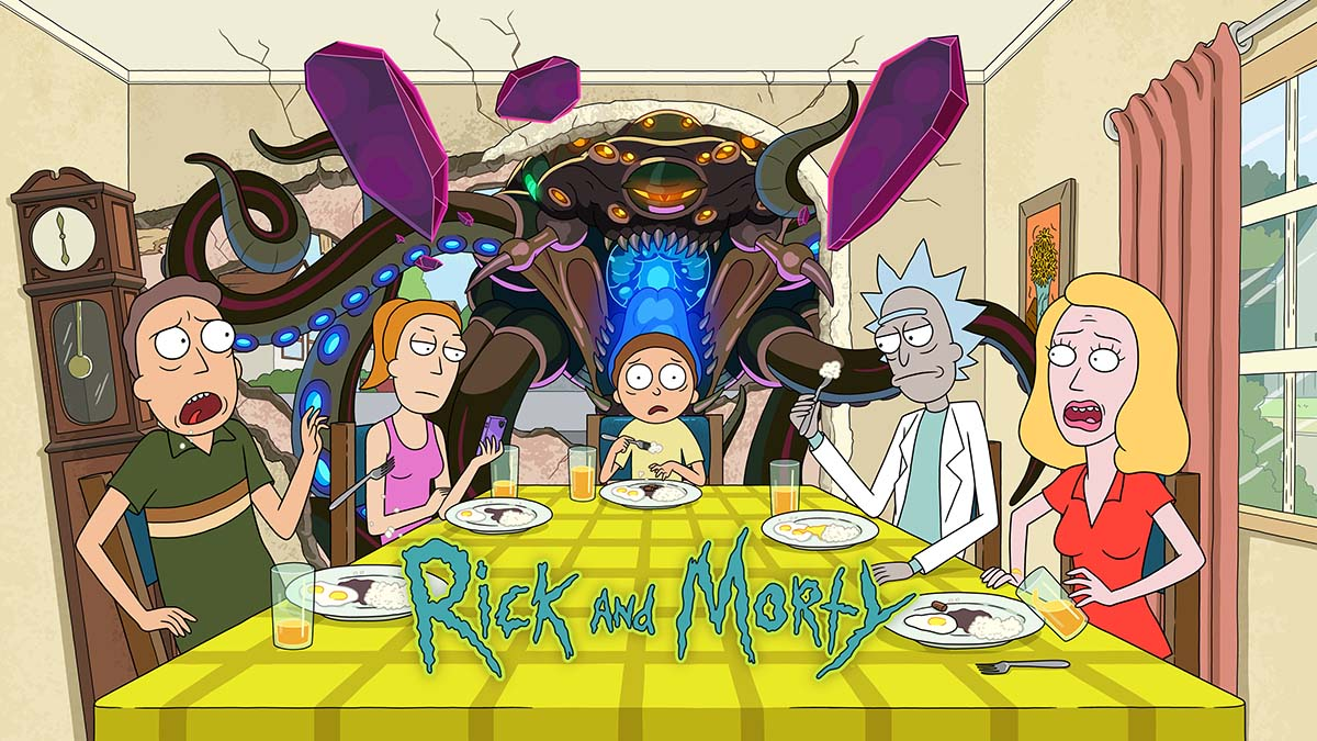 Rick and Morty season 5