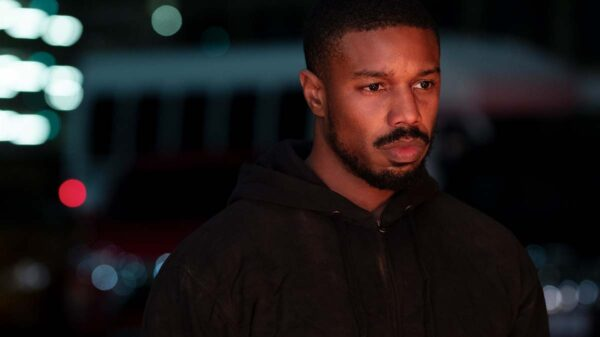 Without Remorse - Michael B. Jordan