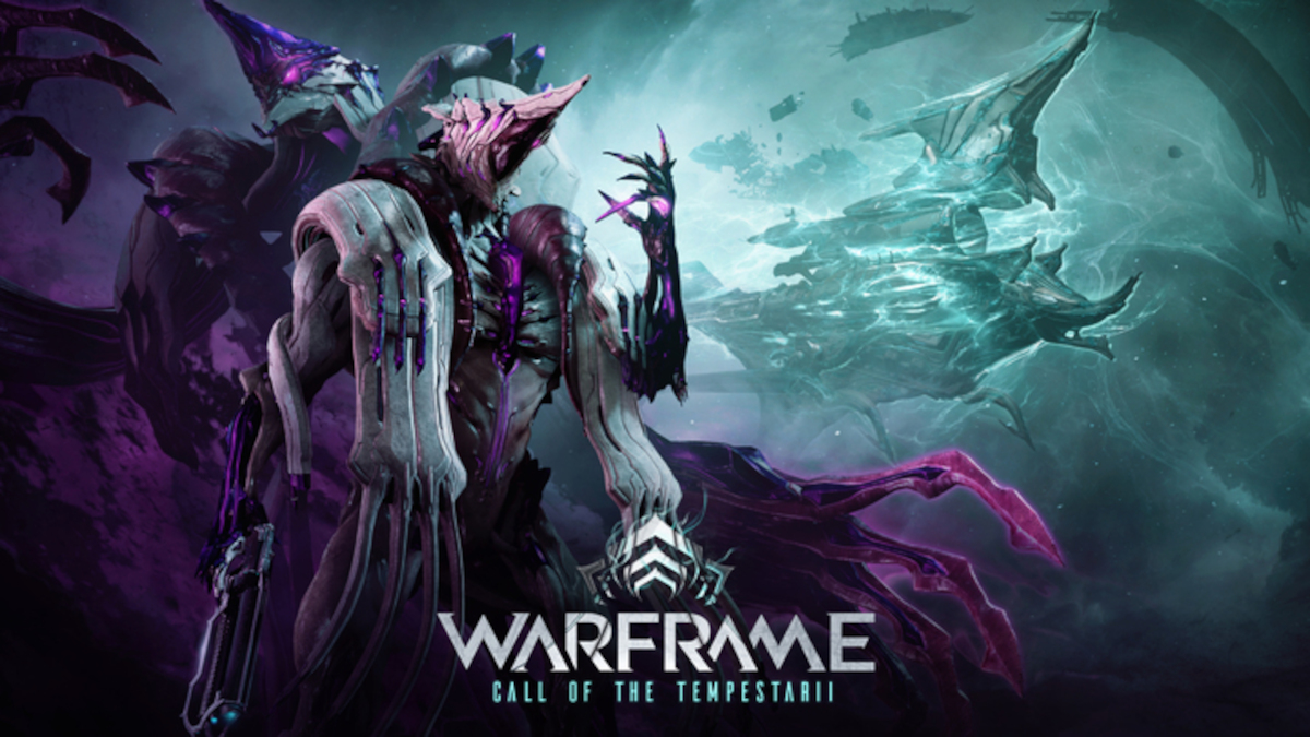 Warframe - Call of the Tempestarii