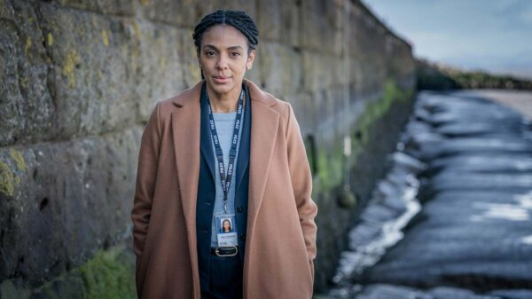 The Bay series 3 - Marsha Thomason