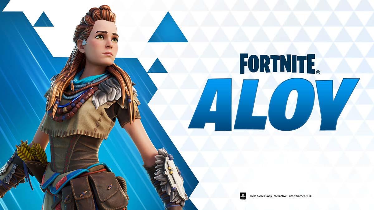 Fortnite - Aloy