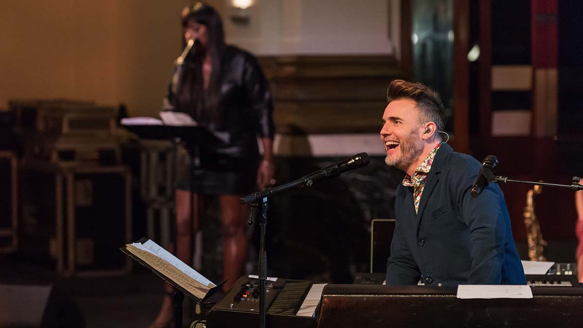 I'm With The Band - Gary Barlow