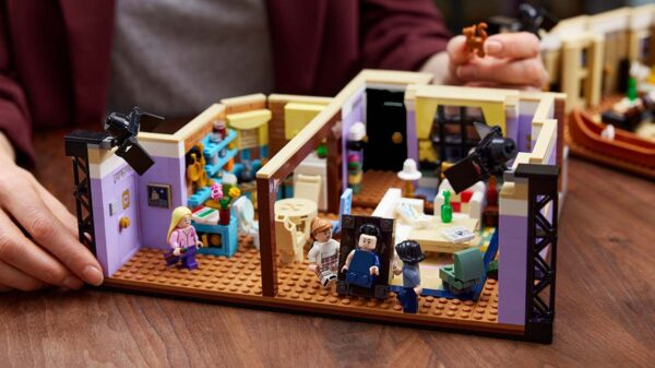 LEGO F.R.I.E.N.D.S Apartments Set