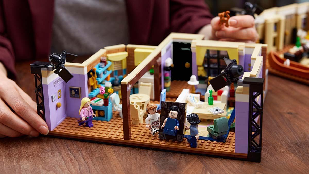 LEGO F.R.I.E.N.D.S Apartments Set