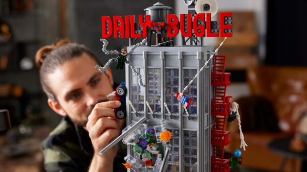 LEGO Daily Bugle