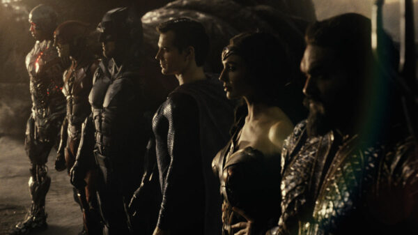 Zack Snyder's Justice League feature