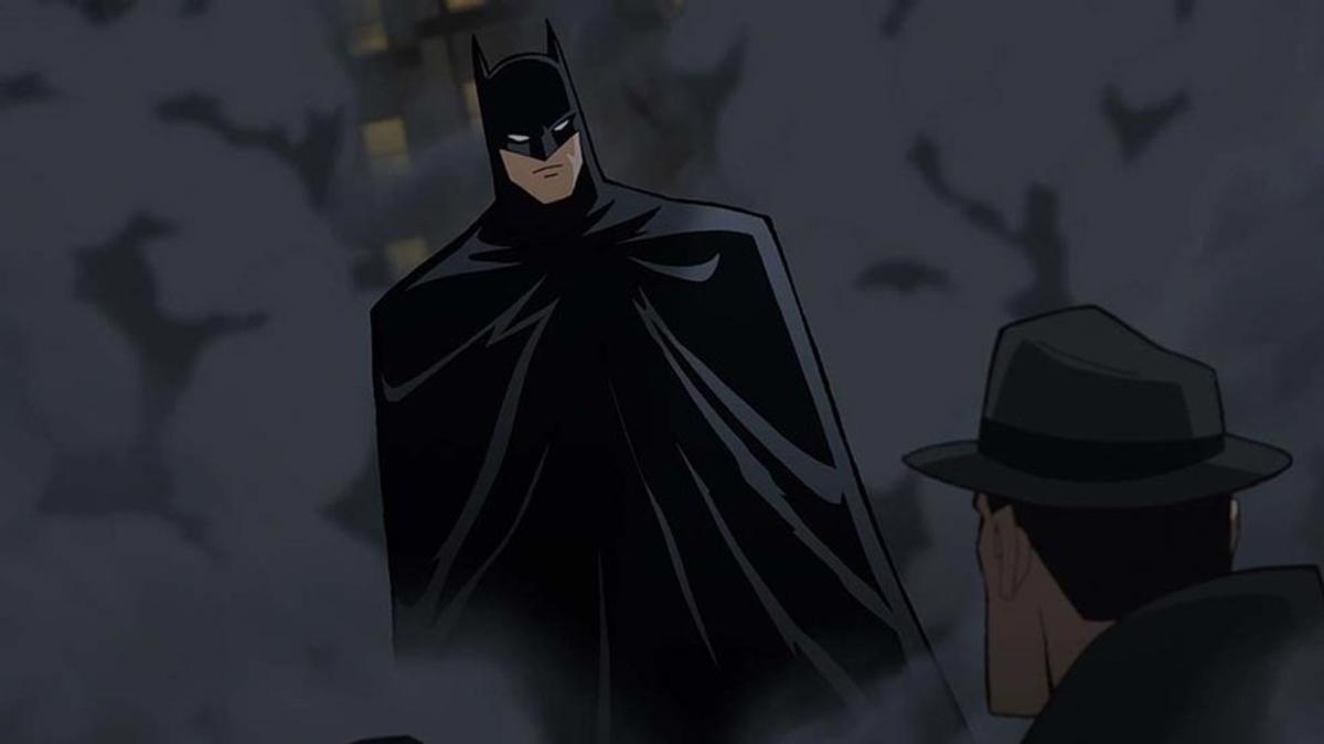 Batman: The Long Halloween Part 1