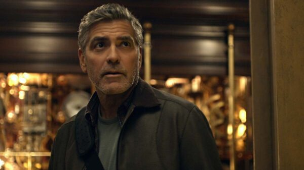 George Clooney in 'Tomorrowland'